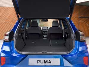 Foto Interiores (10) Ford Puma Suv Todocamino 2019