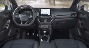 Foto Interiores (8) Ford Puma Suv Todocamino 2019