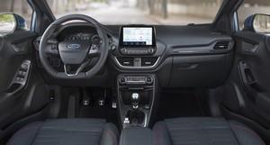 Foto Salpicadero Ford Puma Suv Todocamino 2019