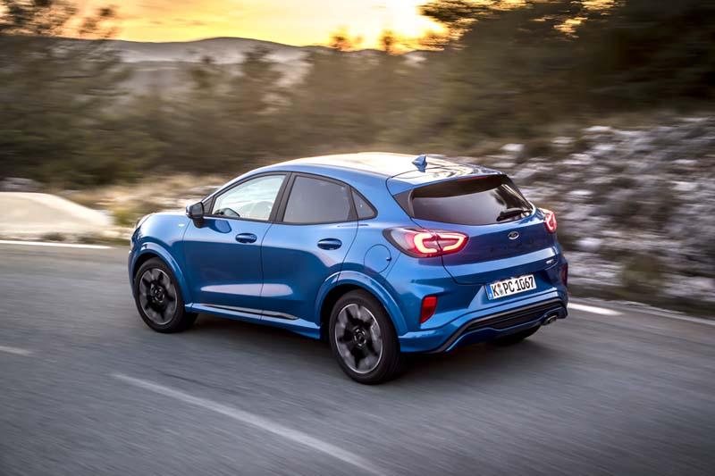 Foto Exteriores Ford Puma Suv Todocamino 2019