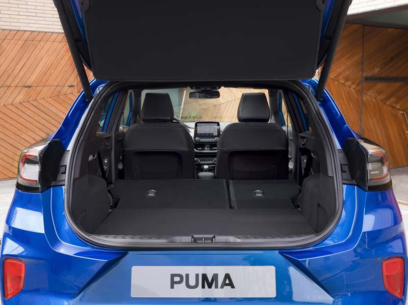 Foto Interiores Ford Puma Suv Todocamino 2019