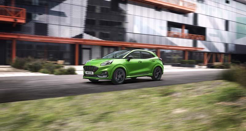 Foto Exteriores Ford Puma St Suv Todocamino 2020