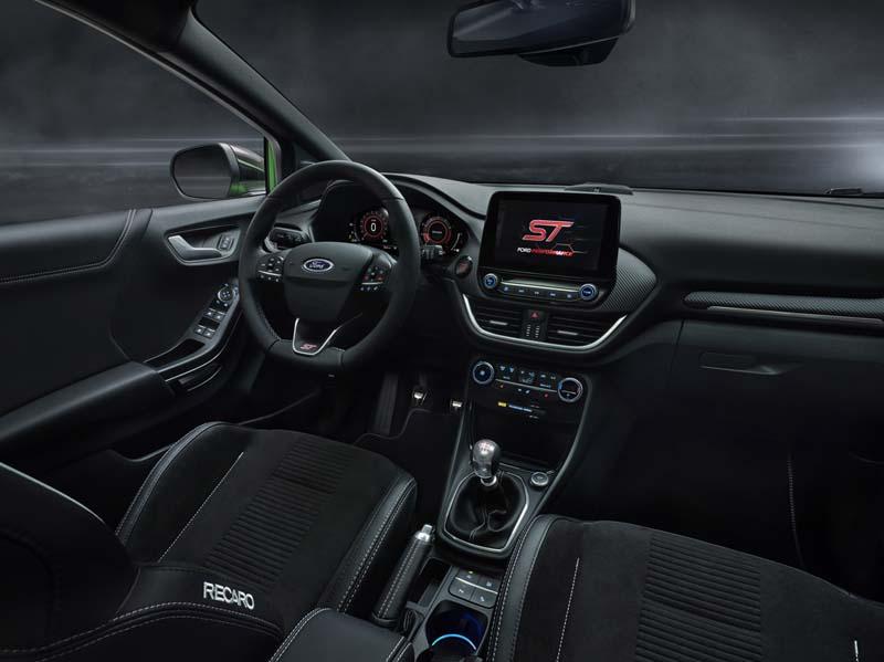 Foto Interiores Ford Puma St Suv Todocamino 2020