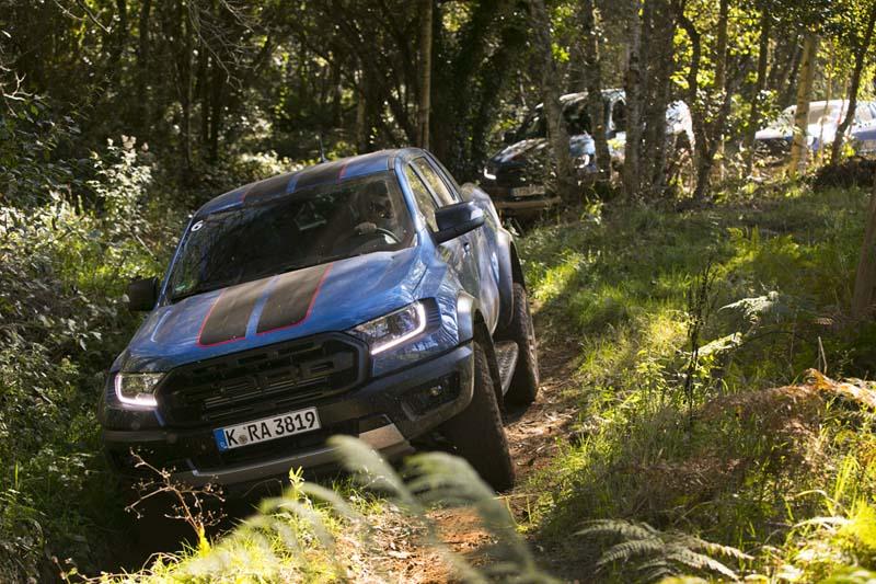 Ford Raptor Special Edition, foto delantera