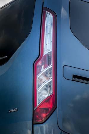 Foto Detalles (12) Ford Tourneo-custom Vehiculo Comercial 2019