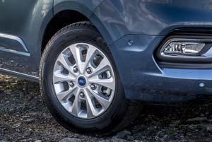 Foto Detalles (13) Ford Tourneo-custom Vehiculo Comercial 2019