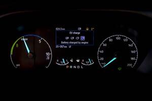 Foto Detalles (29) Ford Tourneo-custom Vehiculo Comercial 2019