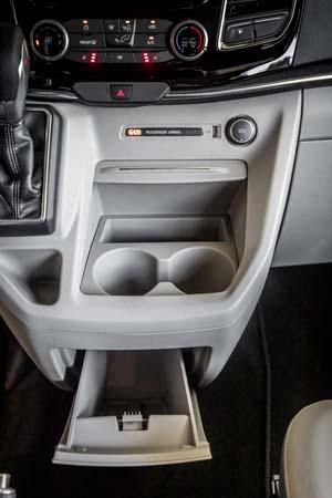 Foto Detalles (35) Ford Tourneo-custom Vehiculo Comercial 2019