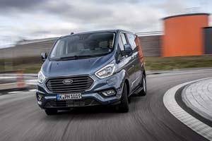 Foto Exteriores (10) Ford Tourneo-custom Vehiculo Comercial 2019