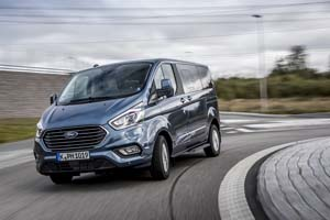 Foto Exteriores (11) Ford Tourneo-custom Vehiculo Comercial 2019