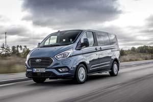 Foto Exteriores (12) Ford Tourneo-custom Vehiculo Comercial 2019