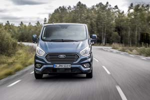 Foto Exteriores (14) Ford Tourneo-custom Vehiculo Comercial 2019