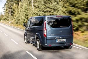 Foto Exteriores (16) Ford Tourneo-custom Vehiculo Comercial 2019