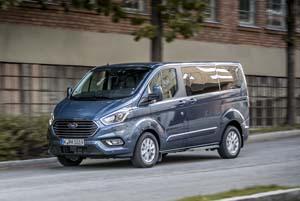 Foto Exteriores (17) Ford Tourneo-custom Vehiculo Comercial 2019