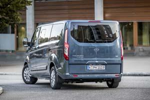 Foto Exteriores (19) Ford Tourneo-custom Vehiculo Comercial 2019