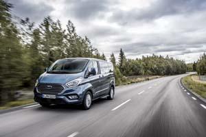 Foto Exteriores (2) Ford Tourneo-custom Vehiculo Comercial 2019