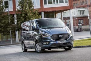 Foto Exteriores (22) Ford Tourneo-custom Vehiculo Comercial 2019