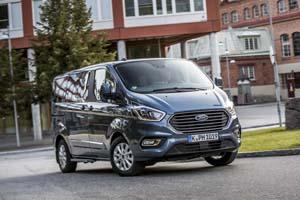 Foto Exteriores (23) Ford Tourneo-custom Vehiculo Comercial 2019