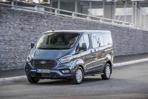 Foto Exteriores (25) Ford Tourneo-custom Vehiculo Comercial 2019