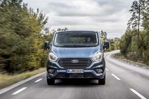 Foto Exteriores (3) Ford Tourneo-custom Vehiculo Comercial 2019