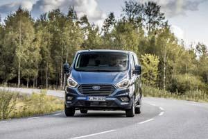 Foto Exteriores (31) Ford Tourneo-custom Vehiculo Comercial 2019