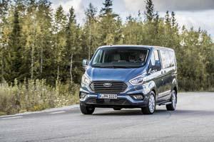 Foto Exteriores (33) Ford Tourneo-custom Vehiculo Comercial 2019