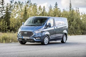 Foto Exteriores (34) Ford Tourneo-custom Vehiculo Comercial 2019