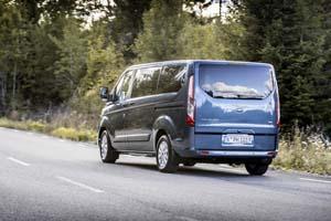 Foto Exteriores (35) Ford Tourneo-custom Vehiculo Comercial 2019