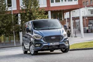 Foto Exteriores (4) Ford Tourneo-custom Vehiculo Comercial 2019