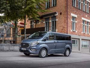 Foto Exteriores (6) Ford Tourneo-custom Vehiculo Comercial 2019