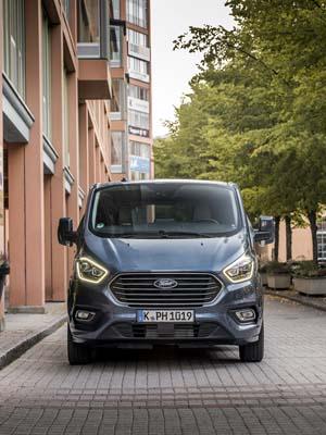 Foto Exteriores (8) Ford Tourneo-custom Vehiculo Comercial 2019