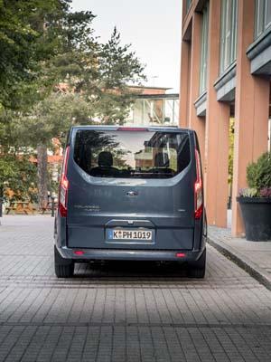 Foto Exteriores (9) Ford Tourneo-custom Vehiculo Comercial 2019