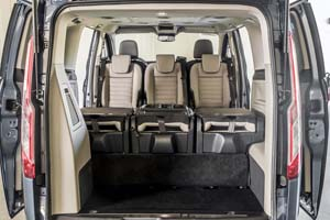 Foto Interiores (13) Ford Tourneo-custom Vehiculo Comercial 2019