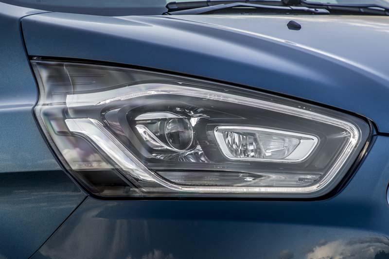 Foto Detalles (14) Ford Tourneo-custom Vehiculo Comercial 2019