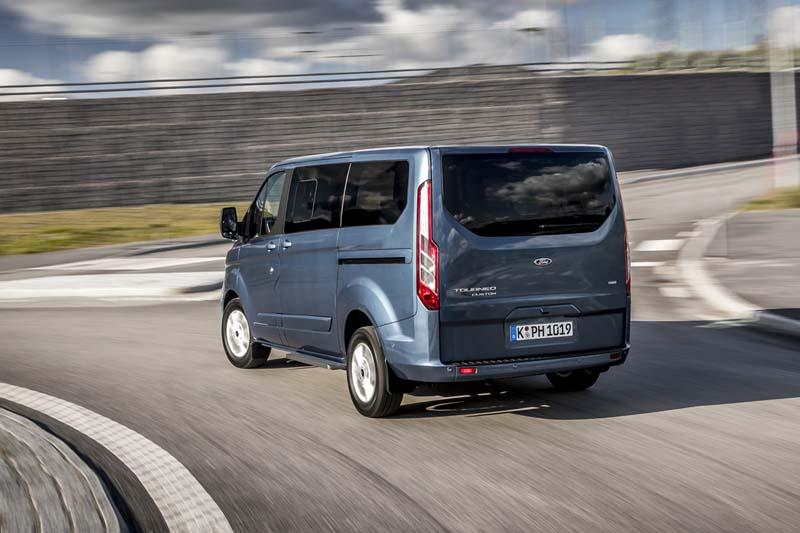 Foto Exteriores (15) Ford Tourneo-custom Vehiculo Comercial 2019
