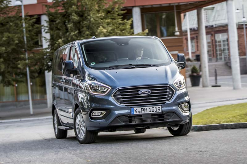 Foto Exteriores (21) Ford Tourneo-custom Vehiculo Comercial 2019