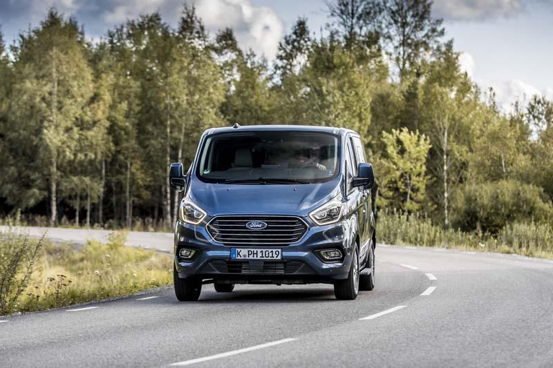 Foto Exteriores (26) Ford Tourneo-custom Vehiculo Comercial 2019