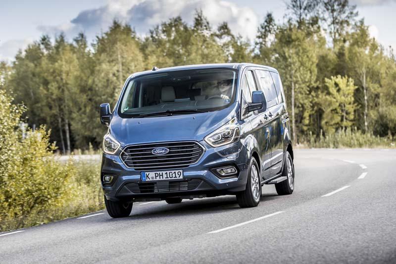 Foto Exteriores (27) Ford Tourneo-custom Vehiculo Comercial 2019