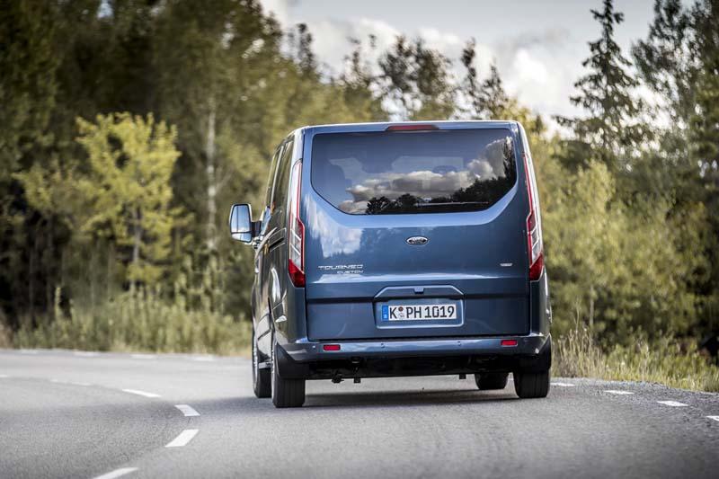 Foto Exteriores (30) Ford Tourneo-custom Vehiculo Comercial 2019