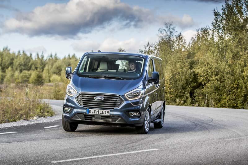 Foto Exteriores (37) Ford Tourneo-custom Vehiculo Comercial 2019