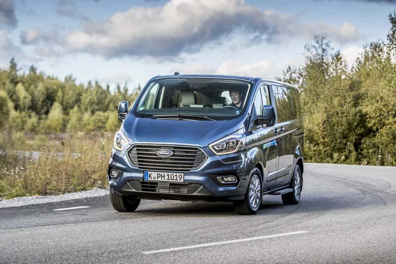 Foto Exteriores (38) Ford Tourneo-custom Vehiculo Comercial 2019