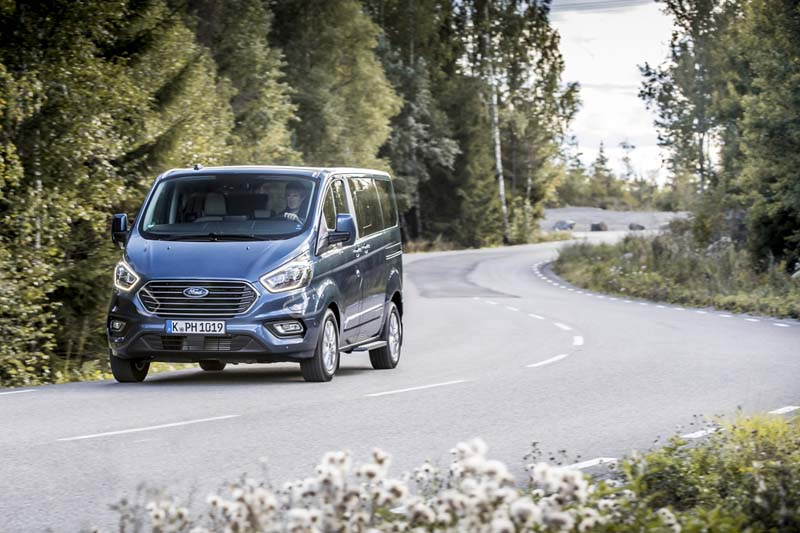Foto Exteriores (39) Ford Tourneo-custom Vehiculo Comercial 2019