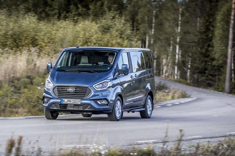 Foto Exteriores (40) Ford Tourneo-custom Vehiculo Comercial 2019
