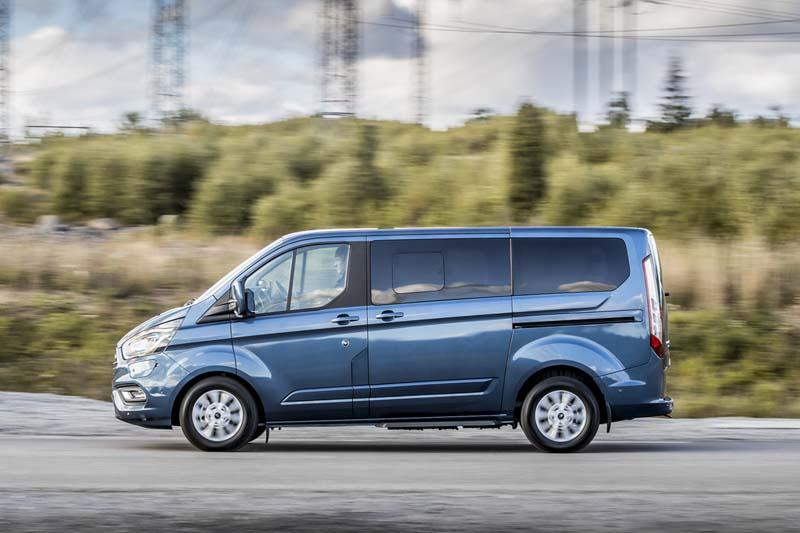 Foto Exteriores (41) Ford Tourneo-custom Vehiculo Comercial 2019