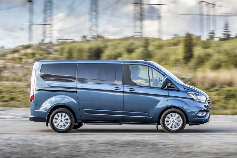 Foto Exteriores (42) Ford Tourneo-custom Vehiculo Comercial 2019