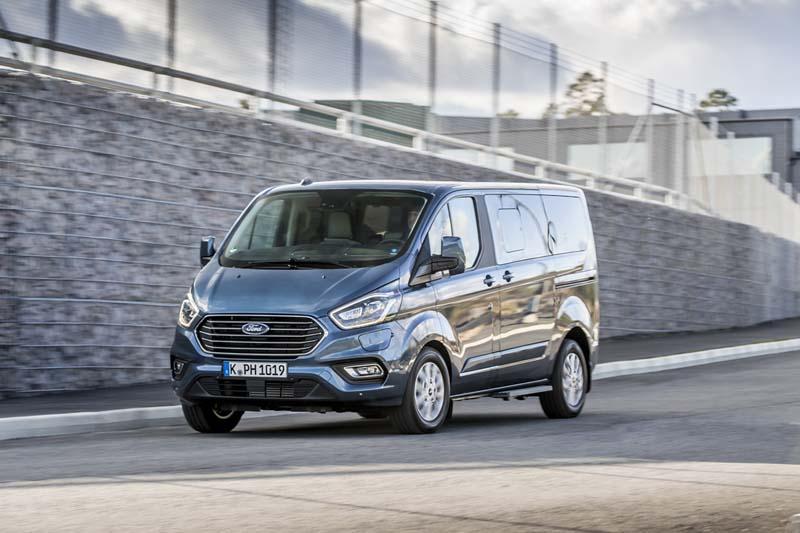 Foto Exteriores (5) Ford Tourneo-custom Vehiculo Comercial 2019