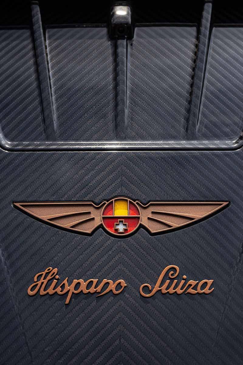 Foto Detalles(1) Hispanosuiza Carmen Boulonge Coupe 2020