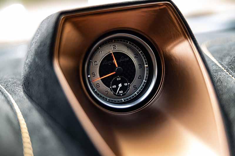 Foto Interiores(1) Hispanosuiza Carmen Boulonge Coupe 2020