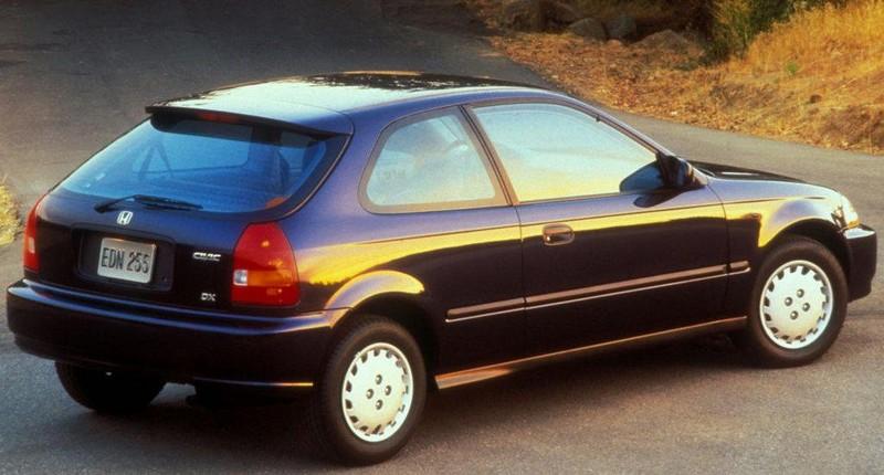Honda Civic: historia y antecedentes - 6 de 9: sexta generación
