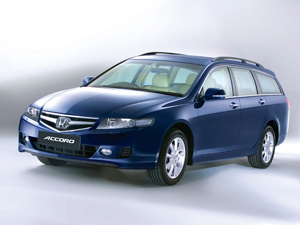 Foto honda accord 2003